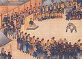 Emperor Qianlong watching a wrestling match.jpg