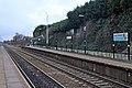 End of platform, Lea Green railway station (geograph 3818864).jpg