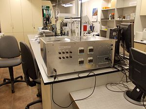 Electronic nose - Electronic nose developed in Analytical Chemistry Department (Chemical Faculty of Gdańsk University of Technology) allows for rapid classification of food or environmental samples