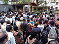Entrance Examination for B A LL B of University of Calcutta - Kolkata 2011-05-29 00328.jpg