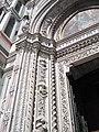 Entrance of the Firenze Duomo - panoramio.jpg