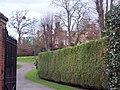Entrance to Braishfield Manor - geograph.org.uk - 350310.jpg