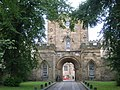 Entrance to Durham Castle - geograph.org.uk - 1007784.jpg