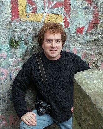 David Eppstein - Image: Eppstein in Limerick