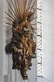 Erding, St Mariä Verkündigung (109), Statue of saint.JPG
