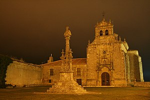 Soria - Madonna del Mirón Hermitage, started to be built in the 6th century by the Suebi.