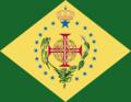 Esboço da primeira bandeira do Brasil Independente (Debret - 1820).png