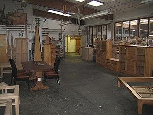Furniture storage in Eschelbronn
