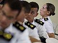 """Escola Naval realiza """"Media Day"""" com as novas aspirantes (13610242663).jpg"""
