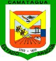 girardot bandera escudo aragua: