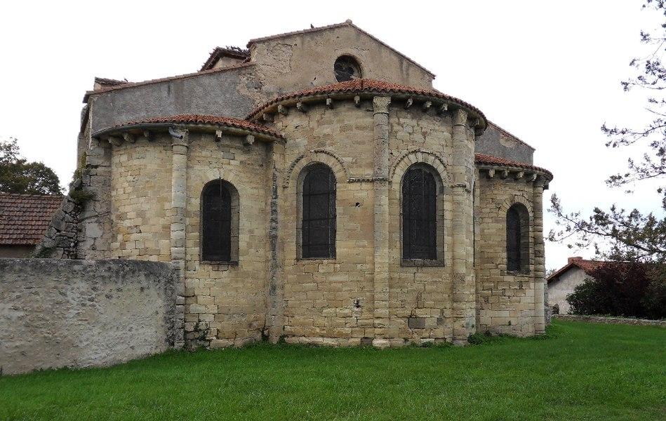 Église Saint-Cyr-et-Sainte-Julitte (Inscrit)
