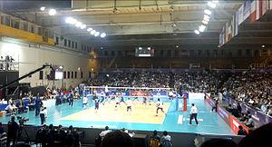 Polideportivo Delmi - Image: Estadio Delmi en la provincia de Salta