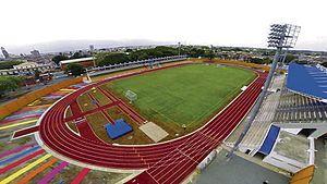 Palmira, Valle del Cauca - Estadio Francisco Rivera Escobar.