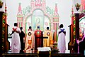 Eucharist at St. Mary's Church, Meenangadi 02.jpg