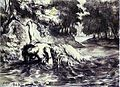 Eugène Delacroix- The Death of Ophelia.JPG