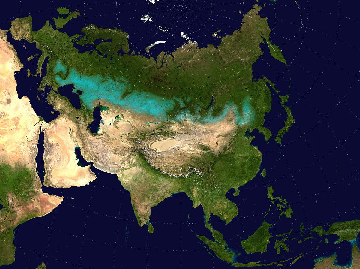 Who discovered Eurasia From antiquity to the present day 28