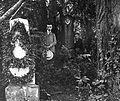 Evangélikus temető, Schoch síremlék. Fortepan 17734.jpg