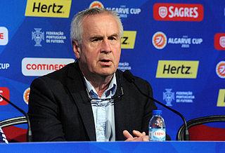 Even Pellerud Norwegian footballer and manager