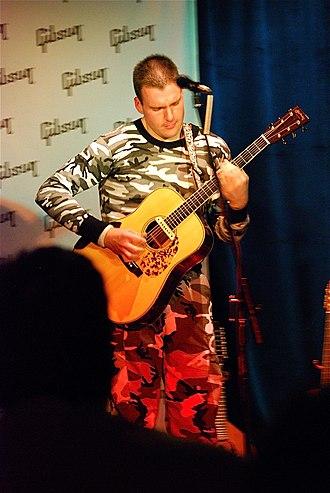 Ewan Dobson - Dobson in 2009