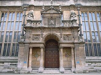Thomas Graham Jackson - Image: Examination Schools, Oxford