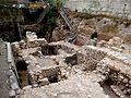 Excavation in City of David, Givaty parking lot Jerusalem 12.10 (6).JPG