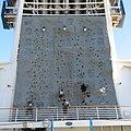 Explorer of the Seas climbing wall.jpg