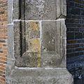 Exterieur PORTAAL OOSTGEVEL, LINKER STEUNBEER, DETAIL (ZANDSTEEN) - Haarlem - 20287028 - RCE.jpg