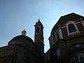 Exterior de la basílica de Sant Llorenç (Florència).JPG