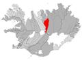 Eyjafjardarsveit map.png
