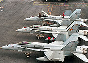 F-18s VFA-15 2000
