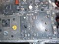 F-4N cockpit simulator PCAM pilot's instruments 8.JPG
