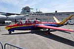 F-GJMN FOUGA LBG SIAE 2015 (18974422222).jpg