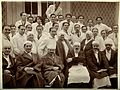 F. Lejars and staff. Photograph. Wellcome V0028221.jpg