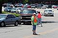 FEMA - 35791 - Volunteers helping direct traffic near a FEMA DRC in Iowa.jpg