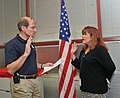 FEMA - 39444 - Deputy Administrator Johnson swears in a new FEMA employee in Texas.jpg
