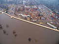 FEMA - 40300 - Aerial of the Red River of the North in Fargo, North Dakota.jpg