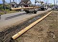 FEMA - 40831 - A utility crew delivers new poles in Arkansas.jpg