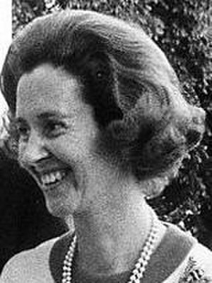 Queen Fabiola of Belgium - Queen Fabiola on a state visit to Washington, D.C. in 1969
