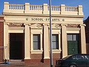 Fairfield School of Arts
