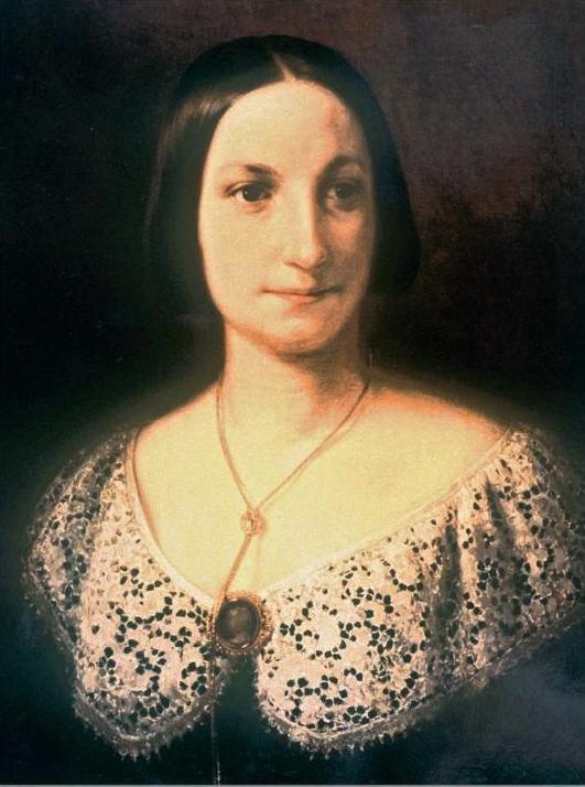 Fanny Salvini-Donatelli La Fenice Portrait (colour)