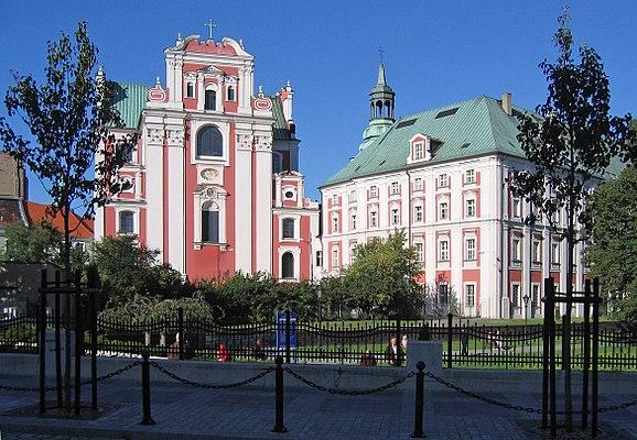 Bazylika Matki Boskiej Nieustającej Pomocy i św. Marii Magdaleny w Poznaniu
