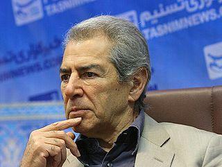 Faramarz Gharibian Iranian actor and film director