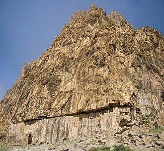 Farhād Tarāsh - Image: Farhad Tarash mountain 2015 04 17