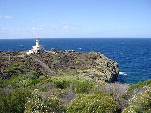 Lighthouse on the north coast