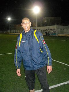 Faouzi Chaouchi Algerian footballer