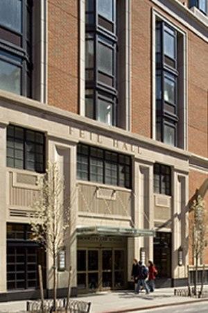 Brooklyn Law School - Entrance to Feil Hall, 205 State Street