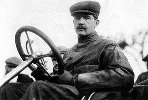 Felice Nazzaro - Felice Nazzaro in 1906