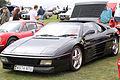 Ferrari - Knebworth House Classic Car Show August 2009 (3876161198).jpg