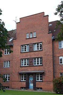 Fichtestraße in Kiel