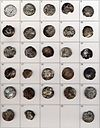 Selection of coins from the Brantham Hoard